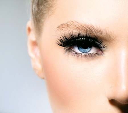 ogen groter laten lijken